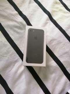 Iphone 7 brandnew