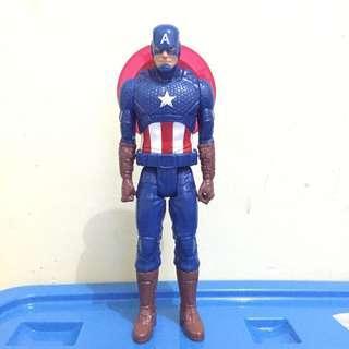 Hasbro Action Figure Captain America