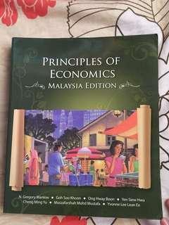 Principles of Economics Malaysia Edition