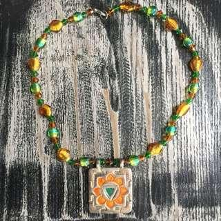 Tribe Style Necklace