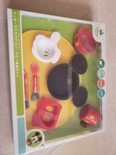 Disney BB 餐具套裝