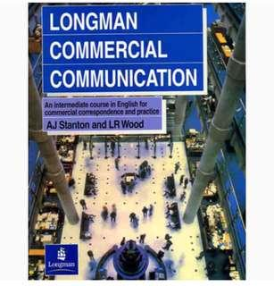 🚚 Longman  commercial  communication