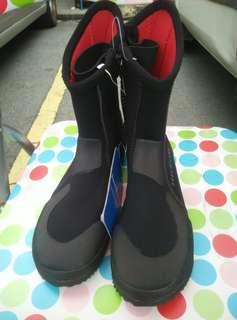 50% discount Aqua Lung SuperZip Ergo Elite Skuba Shoes #3x100 #MidSep50