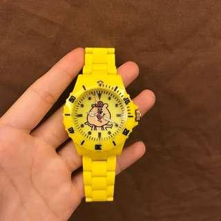 🚚 WC黃色玩具手錶