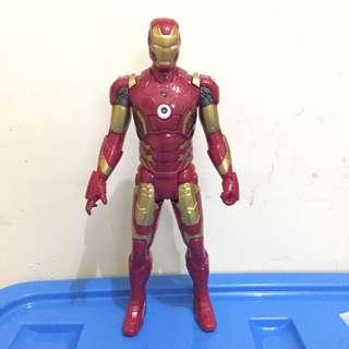 Hasbro Action Figure Iron Man With Sound
