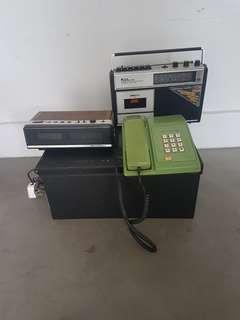 复古 电器