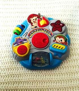 Animals Band Musical Baby Toddler Toys Battery Operated