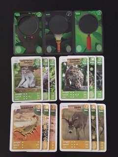Fairprice Xtra animal cards
