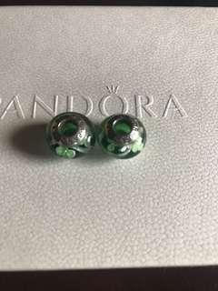 Pandora Murano Charm Us bought