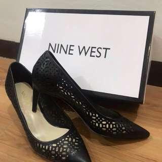 Nine West Black Pump Shoes