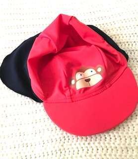 Baby Rebel Swim Hat Size 12 months