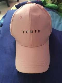 Youth cap • Pink •
