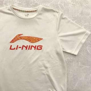 [BRAND NEW] Li-Ning Badminton Training Shirt