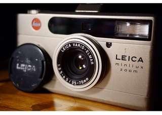 Leica minilux zoom