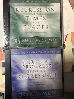 Past Life Regression Therapy CDs by Brian L Weiss