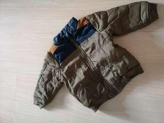 Cool winter jacket for your baby boy