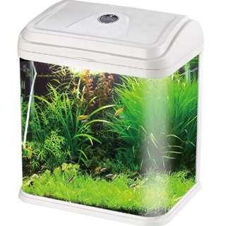 Fish Tank (with light & filter)