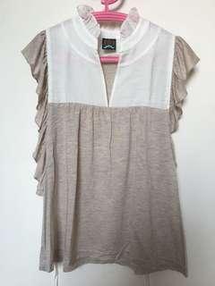 Japanese brand sleeveless top