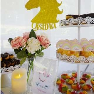$180 FANCY Pastry Package for dessert table