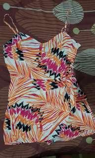 Authentic Forever 21 Romper/wrap dress