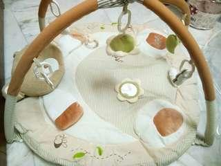 Baby Play Gym Bed