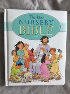 Lion Nursery Bible