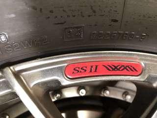 SS2 Rims and Yokohama Geolandar Tyres