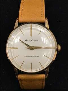 Vintage Seiko Laurel EGP 20 Microns Diashock 17J Manual Watch.