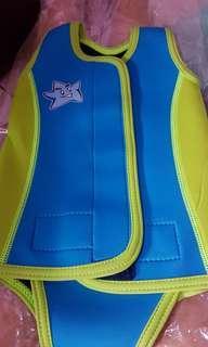 Baby Thermal Swimwear 6m to 12m