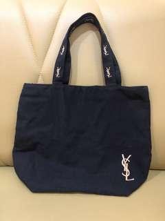 🚚 YSL 刺繡Logo帆布包