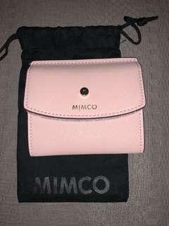 Mimco card pouch