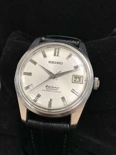 Vintage Seiko Seahorse 6602-8990 Manual Winding Watch 1965