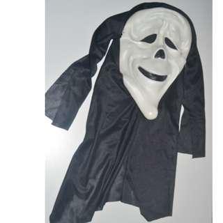 Halloween Ghost Mask