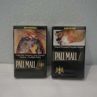 PALL MALL Black