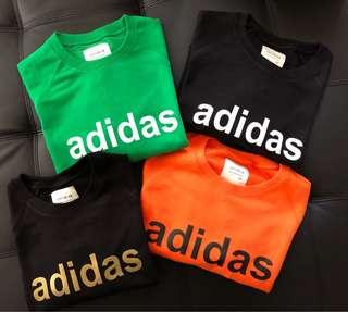 Adidas Crop Jumper (S,M,L)