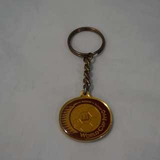 DUNHILL 1990 World Cup Key Chain