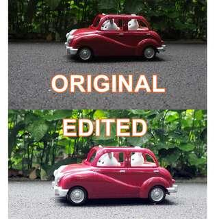 Photography Course - Image Editing