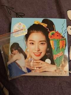 Red Velvet Summer Magic Irene Wendy