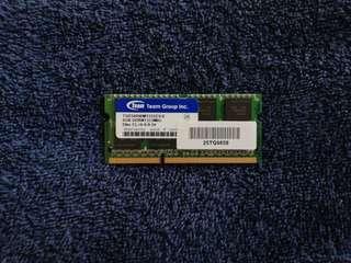 TEAM DDR3 4G 1333 MINI