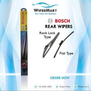 Bosch Car Rear Windscreen Wiper