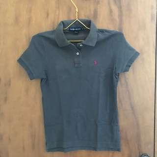 POLO Slim Fit Grey