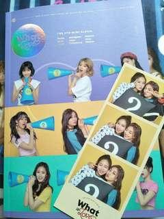 Twice What Is Love Unsealed Album