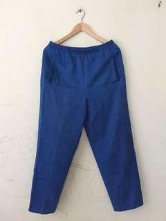 Blue pants #Midsep50