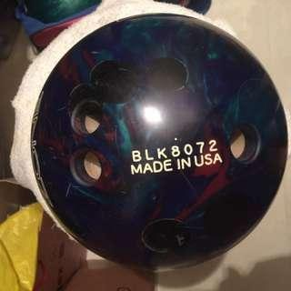 Bowling Ball for spinners