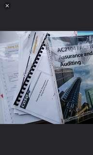 AC2104 AC3104 Auditing and Assurance Textbook