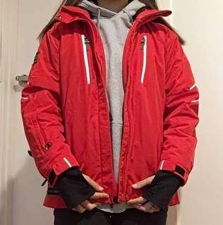 Fuzzo Ski/Snow Parker Jacket