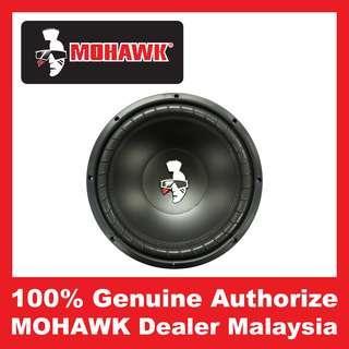 """MOHAWK Gold 12"""" Single 4 ohm Subwoofer - MG124"""