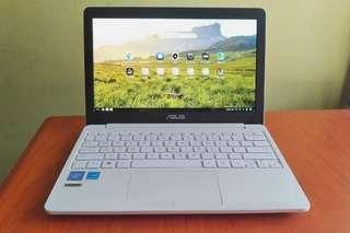 Laptop Asus Dualcore E203NH bisa di cicil free 1x angsuran (lenovo,hp)