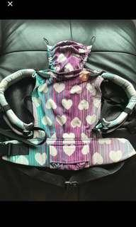 Reduced to clear! EUC Tula Standard Full WC Love Selene Baby Carrier
