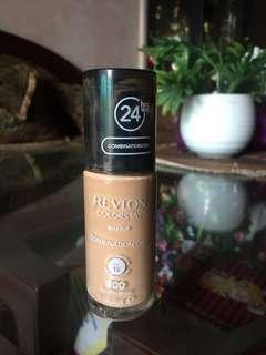 Revlon Colorstay Foundation GOLDEN BEIGE 300 normal to oily